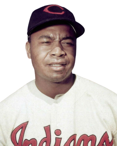 Larry Doby was inducted into the Baseball Hall of Fame